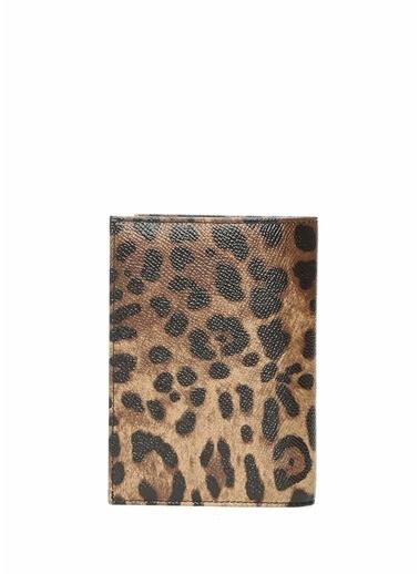 Dolce&Gabbana Pasaportluk Leopar